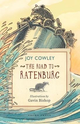 the road to ratenburg _ Joy Cowley